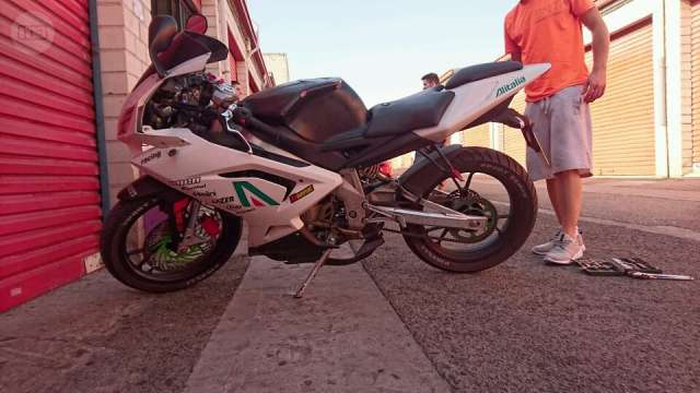 APRILIA RS 50 DESPIECE