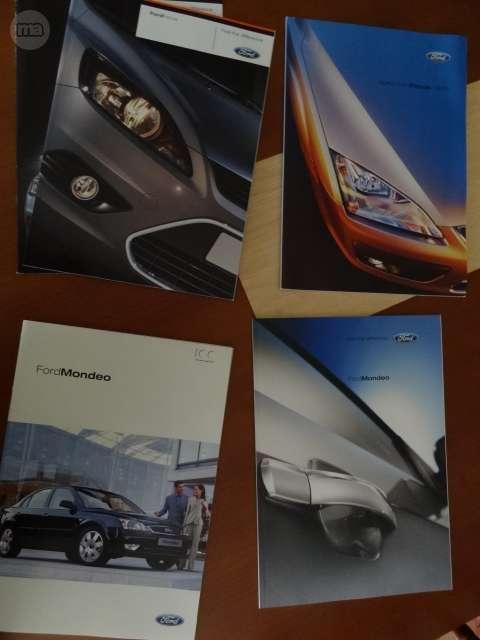 Catalogos Publicitarios Ford