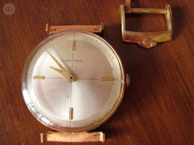 Reloj Certina Blue Ribbon 1961