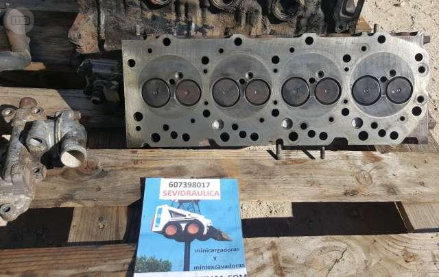 MIL ANUNCIOS COM - Despiece motor isuzu 4jb1 bobcat