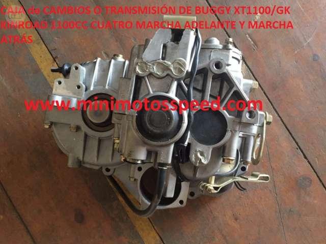 CAJA CAMBIOS BUGGY XT1100 GK KINROAD 110