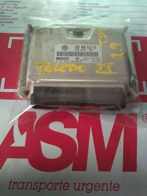 CENTRALITA AUDI VW SEAT SKODA 0281010230