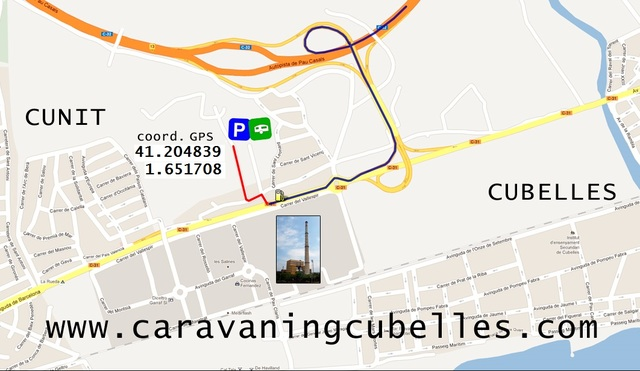PARKING CARAVANAS,  AUTO-CARAVANAS - foto 2