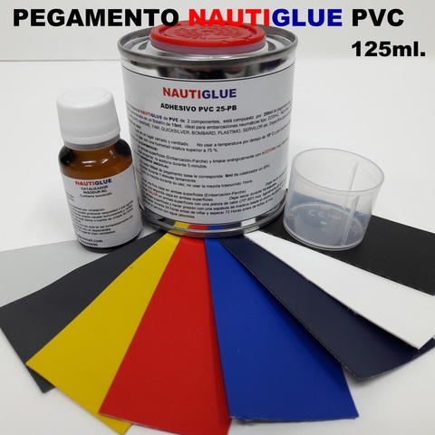 PEGAMENTO PVC 125ML NAUTIGLUE - foto 1