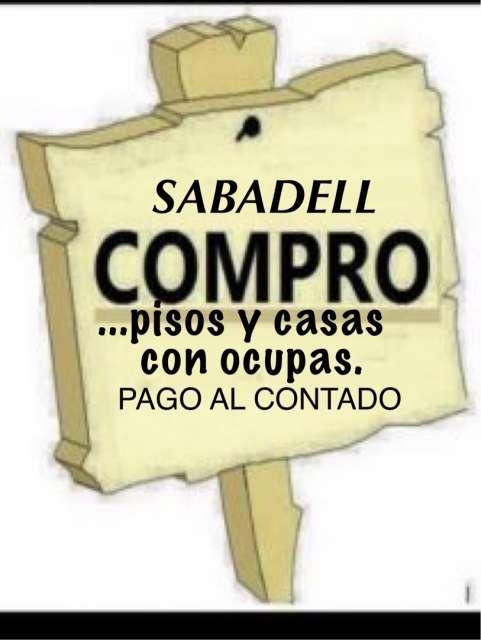 COMPRO PISOS CON OCUPAS - foto 1