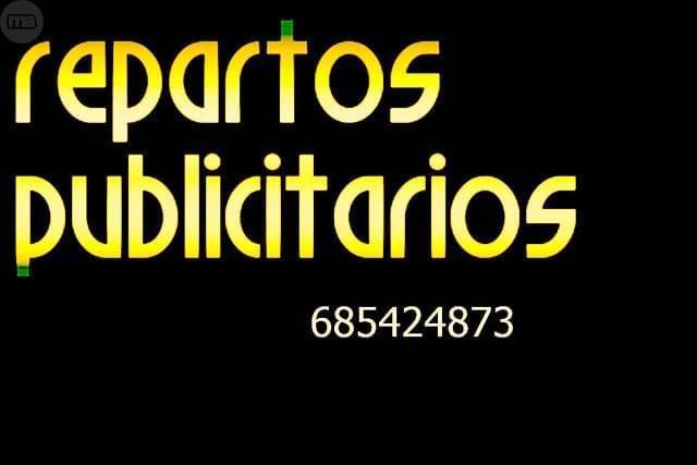 REPARTOS PUBLICITARIOS.  - foto 1