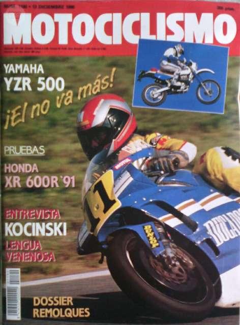 PACK 9 MOTOCICLISMO 1990