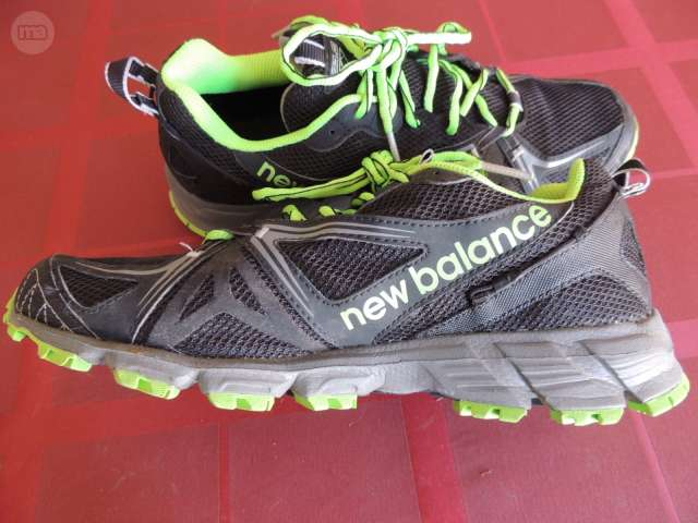 ZAPATILLAS BOTAS TRECKING NEW BALANCE - foto 1