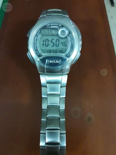 Reloj 752 Acero Casio Vendo InoxModW knwO8X0P