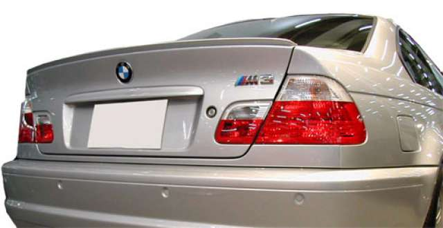 ALERON LIP BMW E46