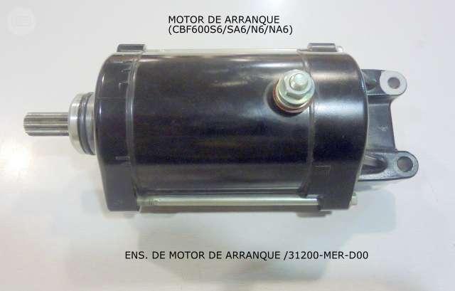 MOTOR ARRANQUE HONDA (CBF600S6 SA6