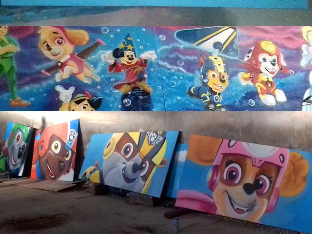 SERVOCIOS DE GRAFFITI EN LOGROÑO - foto 5