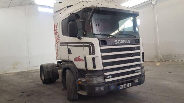 SCANIA 124 400 - 124 400
