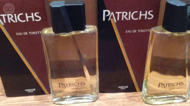 patrichs perfume de hombre