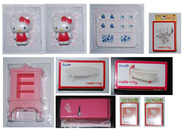 CASA DE MUÑECAS HELLO KITTY DOLLHOUSE