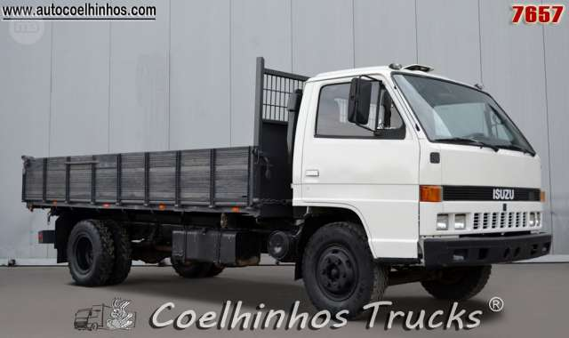 BED FORD ISUZU - NPR 59 75