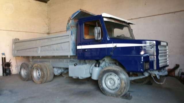 SE COMPRAN CAMIONES DAF ATI3300 2900
