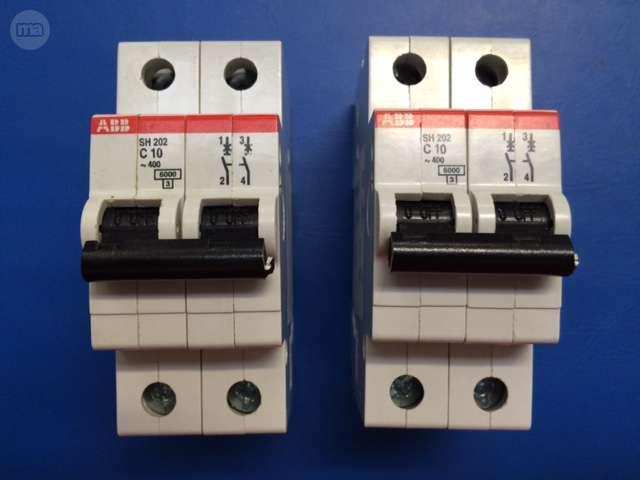 Interruptores Automaticos Abb