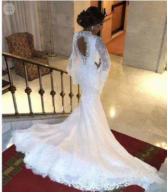 vestido novia flamenca segunda mano