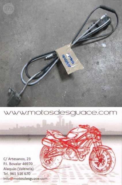CABLE APERTURA ASIENTO YAMAHA TMAX 500 R