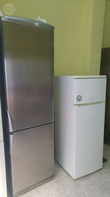 NEVERA FAGOR 2 METROS COLOR ACERO INOX
