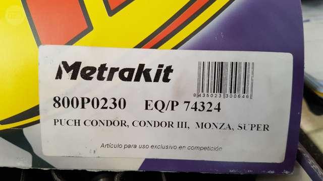 EQUIPO MOTOR METRAKIT PUCH CONDOR