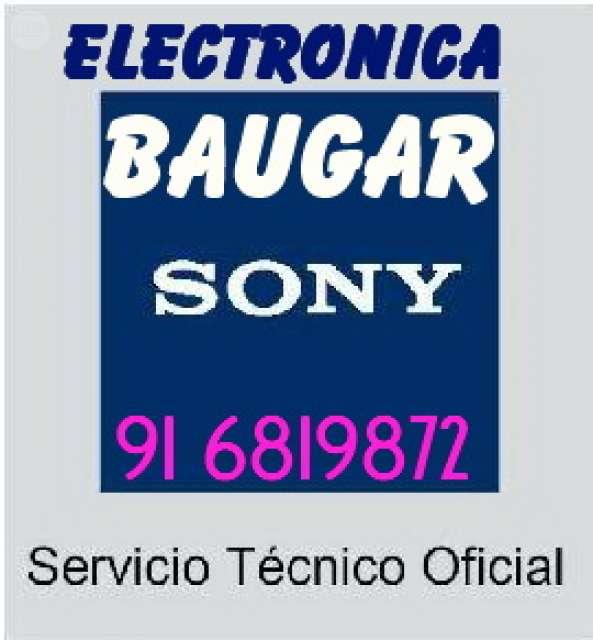 REPARACION TV SONY MADRID SAT OFICIAL