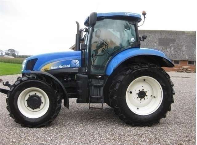 NEW HOLLAND T6050 - NEW HOLLAND T6050