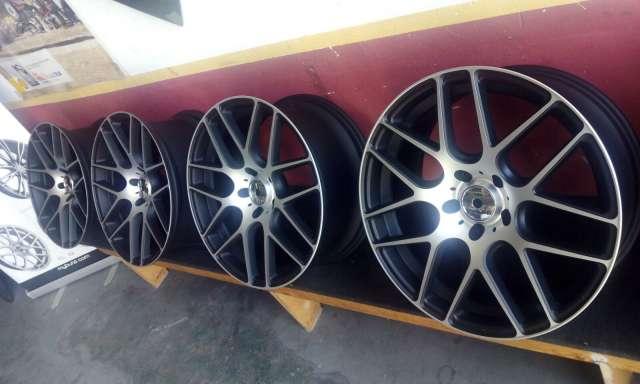 LLANTAS TIPO CSL BMW M3 E46