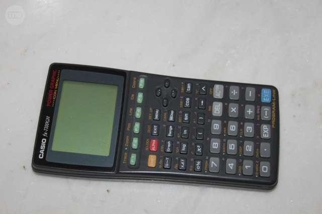 Antigua Calculadora Casio Fx-7700Gh
