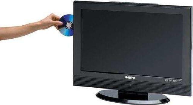 SANYO REPRODUCTOR DE DVD