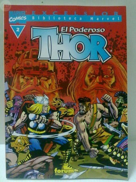 EL PODEROSO THOR - 2