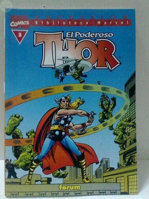 EL PODEROSO THOR - 3