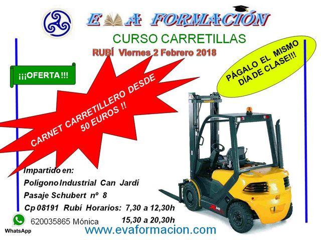 CURSO CARRETILLA COMPLETO - foto 4