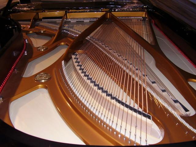 PIANO DE COLA DE CONCIERTOS - foto 3