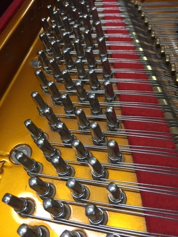 PIANO DE COLA DE CONCIERTOS - foto 6