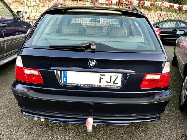 Bmw 330d Touring E46 3 0d 204cv