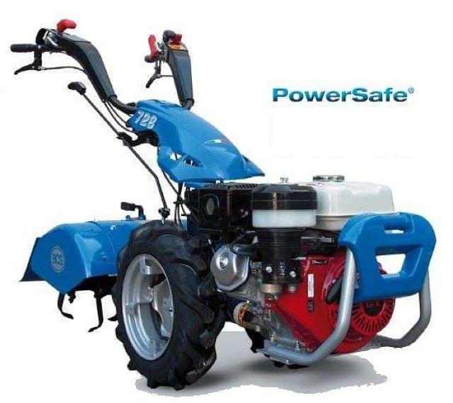 MOTOCULTOR BCS 738 POWERSAFE