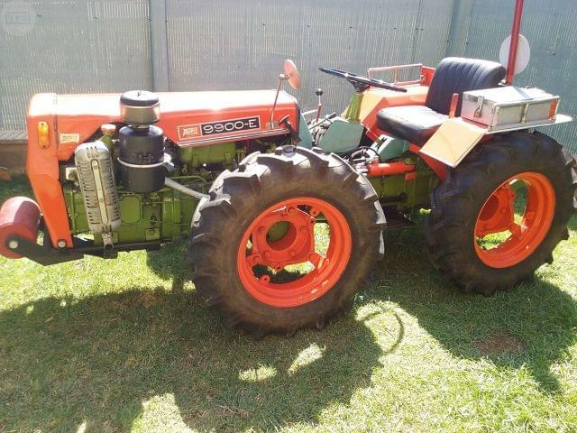 COMPRO TRACTOR - AGRIA BJR PASQUALI