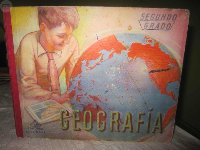GEOGRAFÍA SEGUNDO GRADO - foto 1