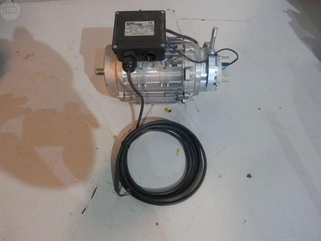 MOTOR ELECTRICO MONOFASICO 230V