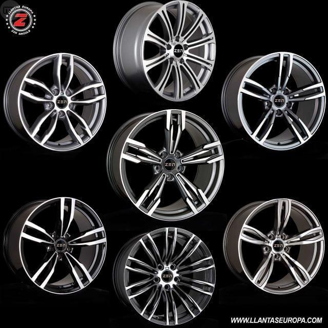 LLANTAS PARA BMW M, M3, M4, M5, M6, M6GR