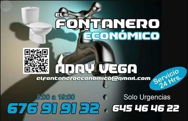 FONTANERÍA ELECTRICIDAD Y DESATASCOS  24 - foto 1