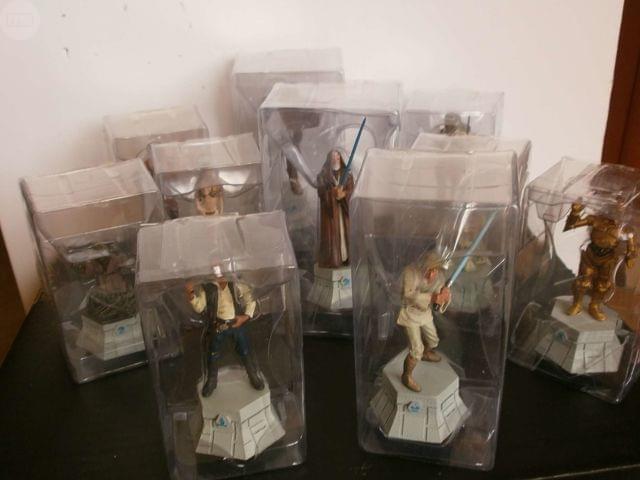 Star War Figuras Ajedrez
