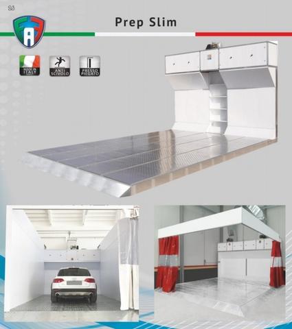 CABINA DE PINTURA  ZONA DE PREPARACION - foto 4
