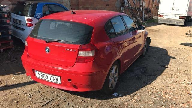 DESPIECE BMW SERIE 1 120D