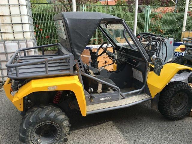 BUGGY TOMCAR 700 - foto 2