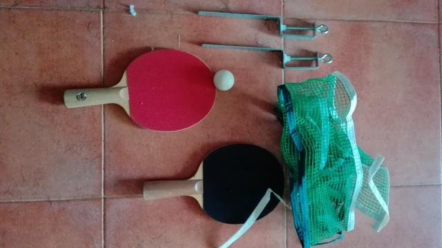 RAQUETAS DE PING-PONG Y RED - foto 1