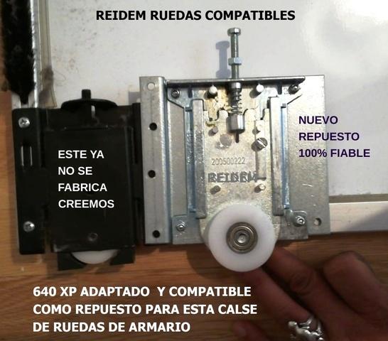 REPUESTOS PUERTAS CORREDERAS - foto 6