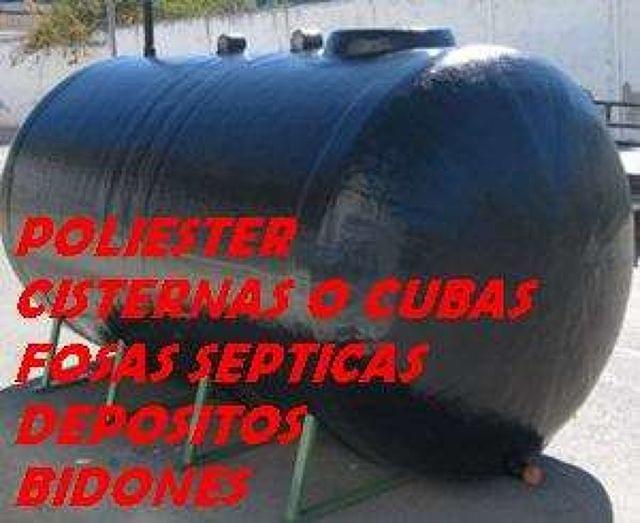 CUBA O CISTERNA POLIESTER 6. 000 LITROS A